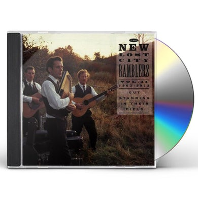 New Lost City Ramblers OUT STANDING IN THEIR FIELD VOL 2 CD