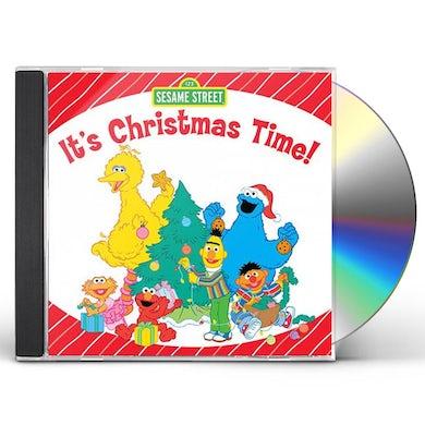 Sesame Street CHRISTMAS TIME CD