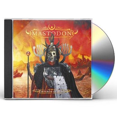 Mastodon EMPEROR OF SAND CD