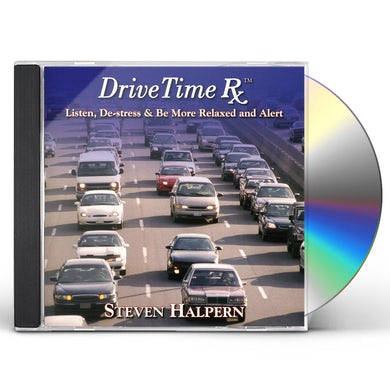 Steven Halpern DRIVE TIME RX CD