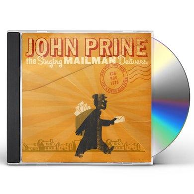 John Prine SINGING MAILMAN DELIVERS CD