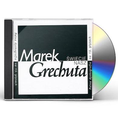 Marek Grechuta SWIECIE NASZ (15CD) CD