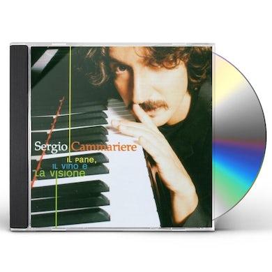 Sergio Cammariere IL PANE IL VINO E LA VISIONE CD