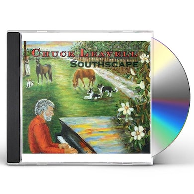 Chuck Leavell SOUTHSCAPE CD