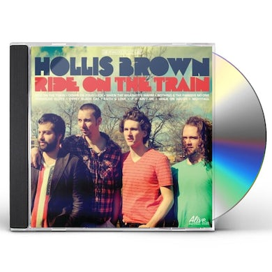 Hollis Brown RIDE ON THE TRAIN CD