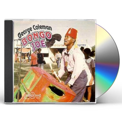 George Coleman BONGO JOE CD