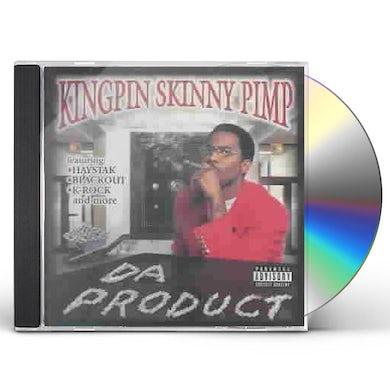 Da Product: Pt. 1 CD
