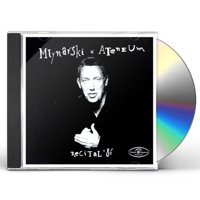 Wojciech Mlynarski MLYNARSKI W ATENEUM: RECITAL 86 CD