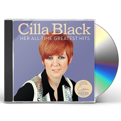 Cilla Black HER ALL-TIME GREATEST HITS CD