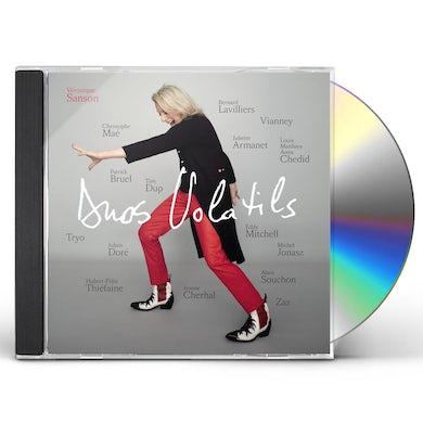 Veronique Sanson DUOS VOLATILS CD