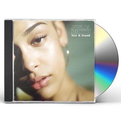 Jorja Smith LOST & FOUND CD