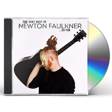 VERY BEST OF NEWTON FAULKNER SO FAR CD