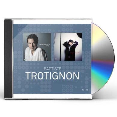 Baptiste Trotignon SUITE & FOR A WHILE CD