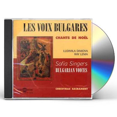 Bulgarian Voices CHRISTMAS SACRAMENT CD