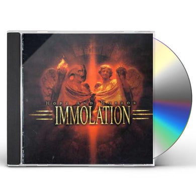 Immolation HOPE & HORROR CD