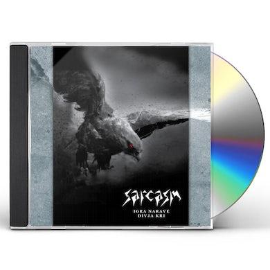 Sarcasm IGRA NARAVE + DIVJA KRI CD