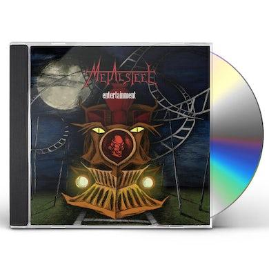 Metalsteel ENTERTAINMENT CD