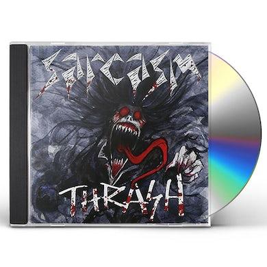 Sarcasm THRASH CD