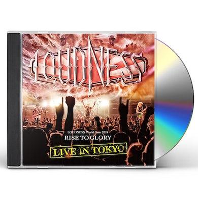WORLD TOUR 2018 RISE TO GLORY LIVE CD