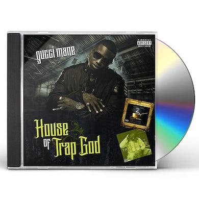 Gucci Mane HOUSE OF TRAP GOD CD