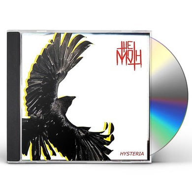 Moth HYSTERIA CD