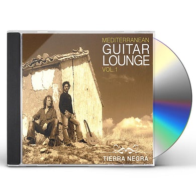 Tierra Negra MEDITERRANEAN GUITAR LOUNGE 1 CD