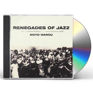 Renegades Of Jazz MOYO WANGU CD
