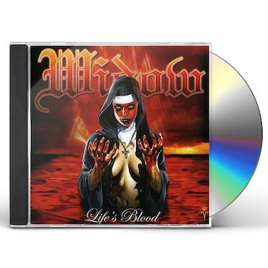 Widow LIFE'S BLOOD CD