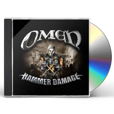 Omen HAMMER DAMAGE CD