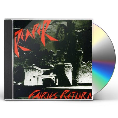 Reaper FAIRIES RETURN CD