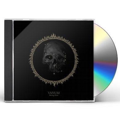 Vanum BURNING ARROW CD