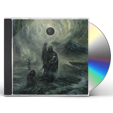 UADA CULT OF A DYING SUN CD