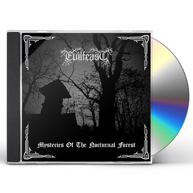 Evilfeast MYSTERIES OF THE NOCTURNAL FOREST CD