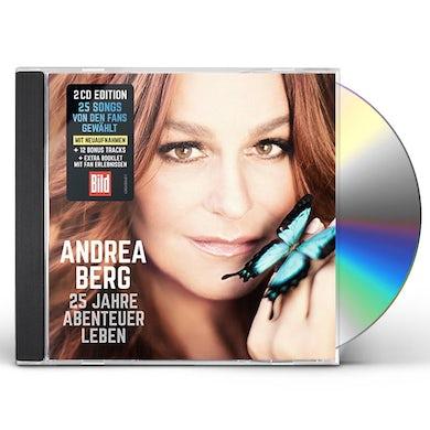 Andrea Berg 25 JAHRE ABENTEUER LEBEN CD