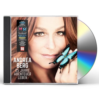 Andrea Berg 25 JAHRE ABENTEUER LEBEN: FAN BOX CD