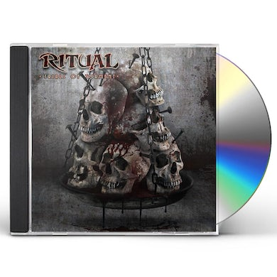 Ritual TRIALS OF TORMENT CD