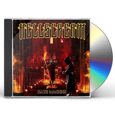 Hellscream HATE MACHINE CD