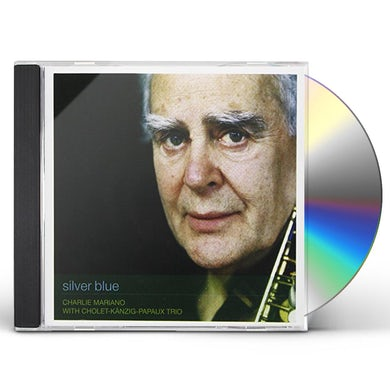 Charlie Mariano SILVER BLUE CD