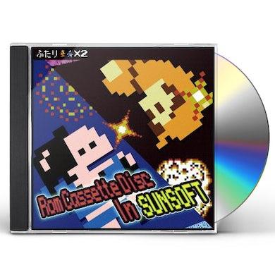 Game Music ROM CASSETTE DISC IN SUNSOFT / Original Soundtrack CD