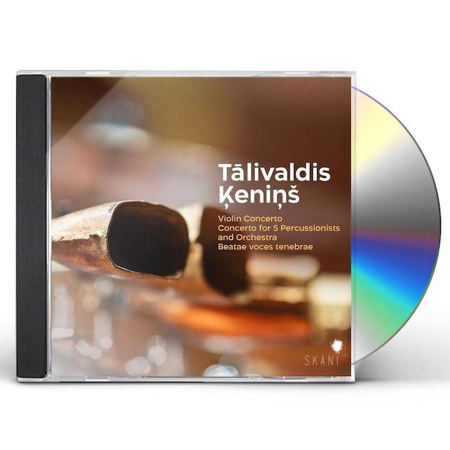 KENINS / LATVIAN NATIONAL SYMPHONY ORCHESTRA