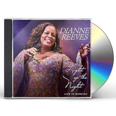 Dianne Reeves LIGHT UP THE NIGHT CD