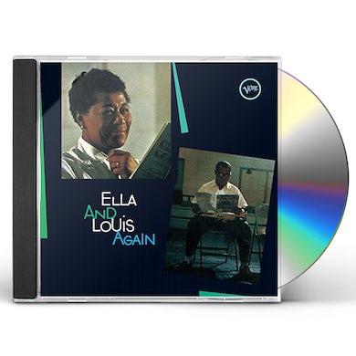 Louis Armstrong ELLA & LOUIS AGAIN CD