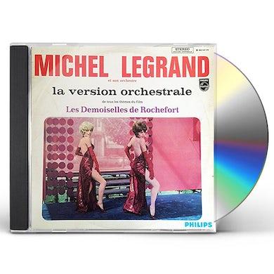 Michel Legrand LES DEMOISELLES DE ROCHEFORT / Original Soundtrack CD