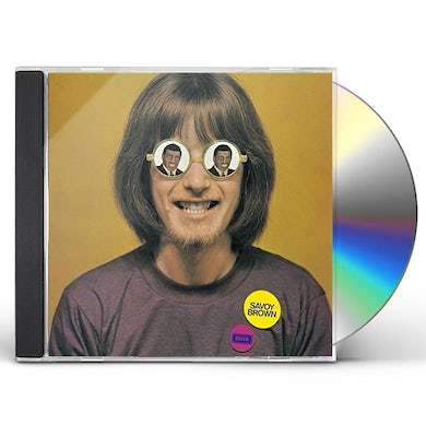 Savoy Brown GETTING TO THE POINT CD