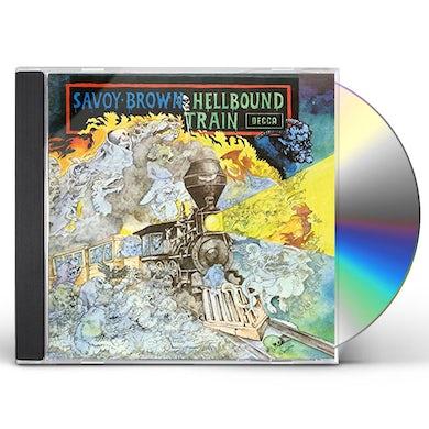 Savoy Brown HELLBOUND TRAIN CD