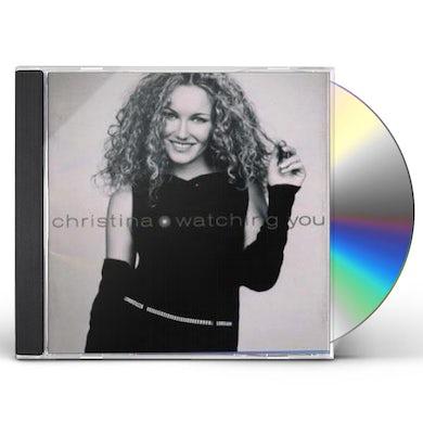 Christina WATCHING YOU CD