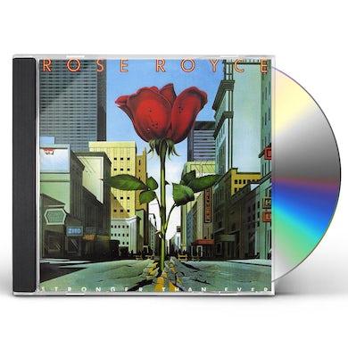 Rose Royce STRONGER THAN EVER CD