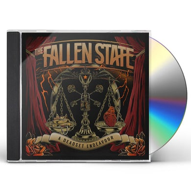 Fallen State DEADSET ENDEAVOUR CD