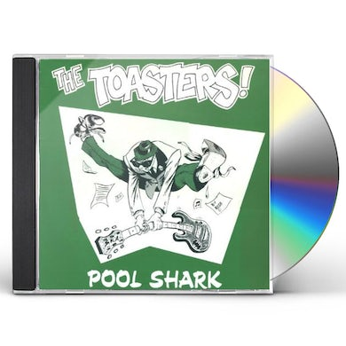 The Toasters POOL SHARK CD