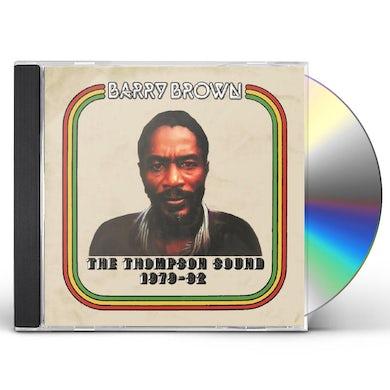 Barry Brown THOMPSON SOUND: 1979-82 CD